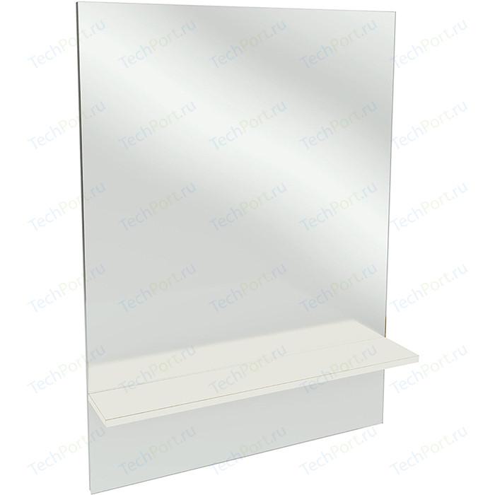 Зеркало Jacob Delafon Struktura 79x107,2 см, белое (EB1213-N18)