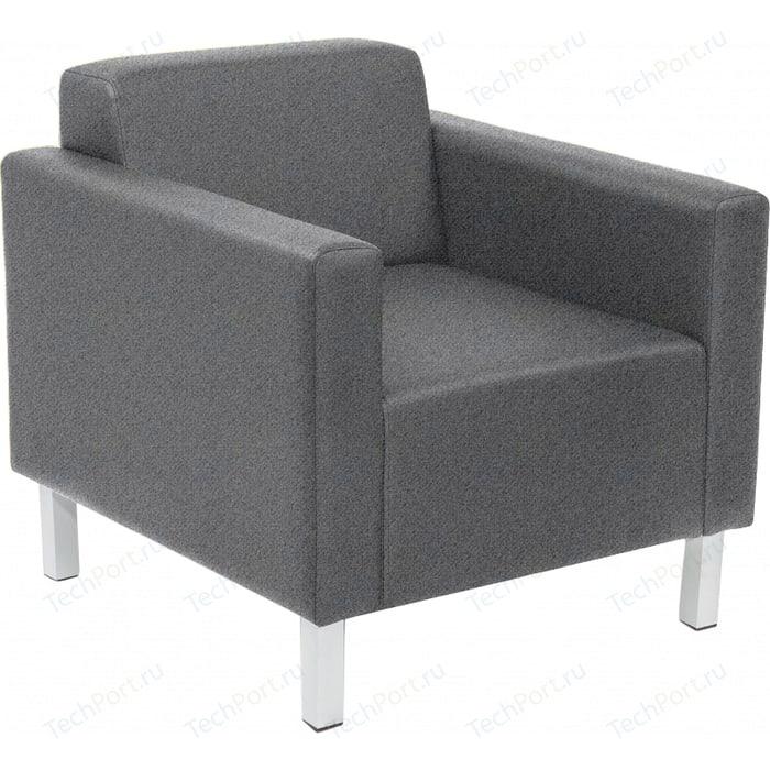 Кресло Euroforma Евро рогожка bravo, grey