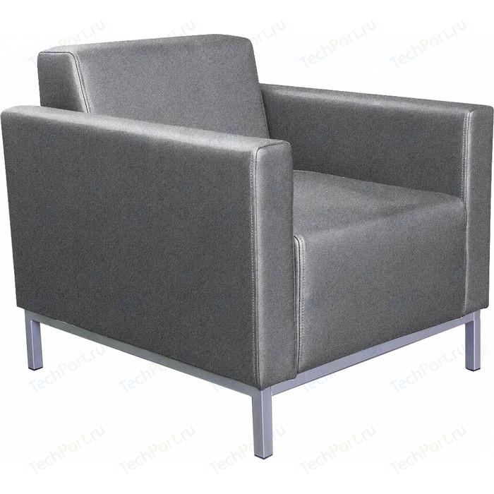Кресло Euroforma Евро люкс рогожка bravo, grey