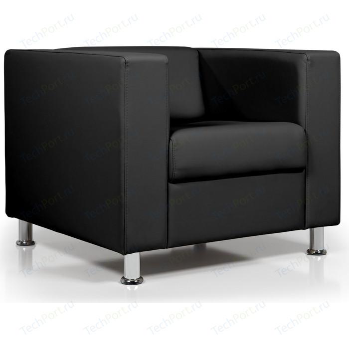 Четырехместный диван Euroforma Аполло ИК P2 euroline, 9100 черный