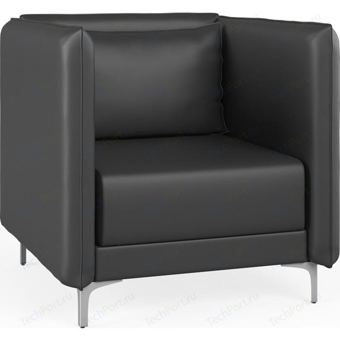 Кресло Euroforma Графит Н кожа рулонная dakota, 2155 графитовый