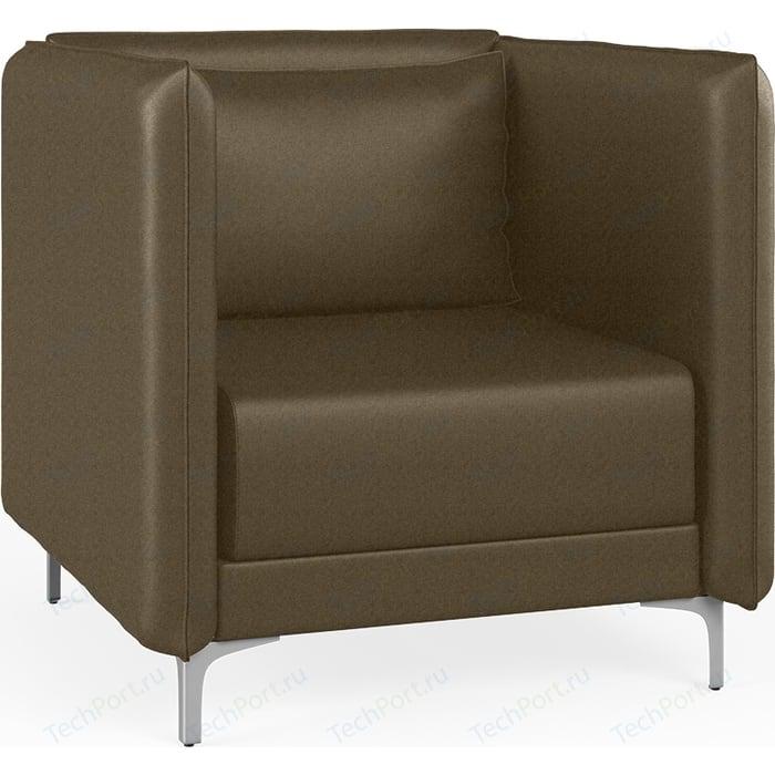 Кресло Euroforma Графит Н рогожка bravo, brown