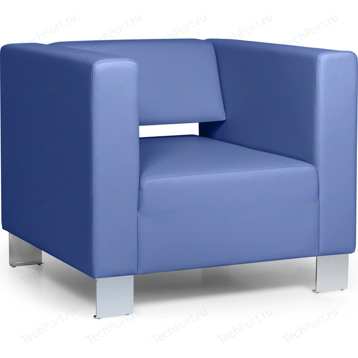 Кресло Euroforma Горизонт ИК domus, Lavender светло-синий