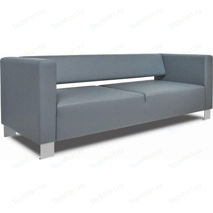 Трехместный диван Euroforma Горизонт шерсть искусственная Kardif, 009.