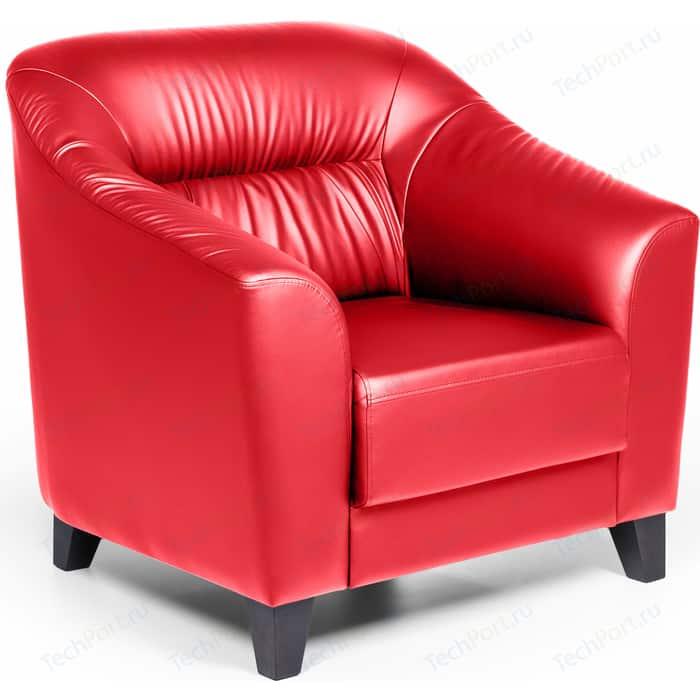 Кресло Euroforma Райт Вуд ИК domus, lollipop красный