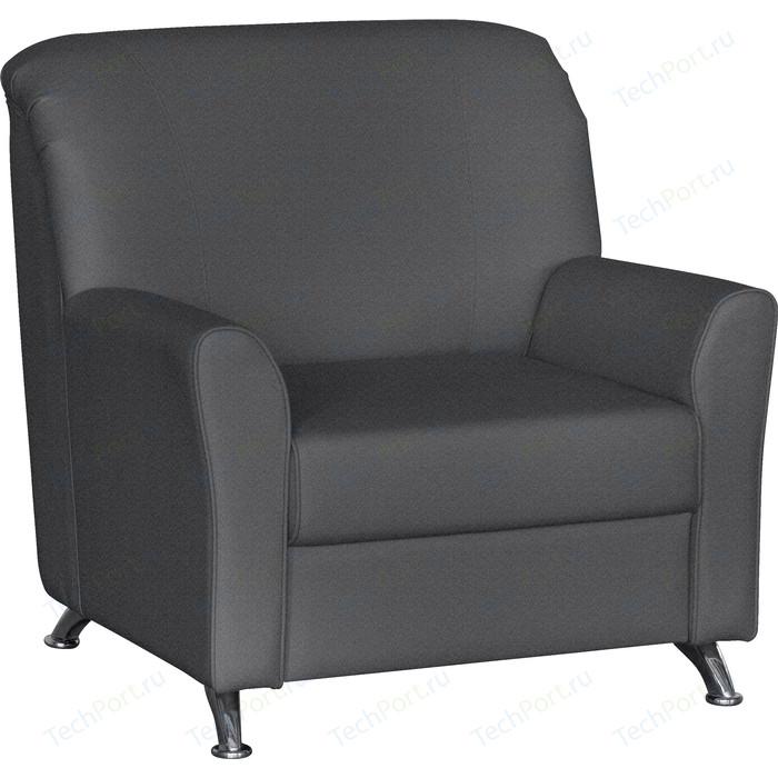 Кресло Euroforma Европа рогожка bravo, grey серый