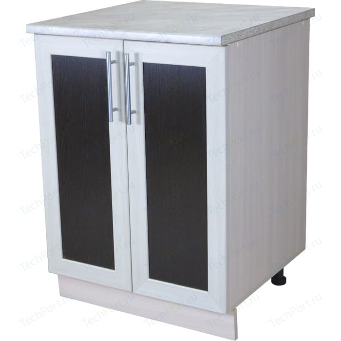 Кухонный шкаф напольный Гамма Евро 60 см вяз
