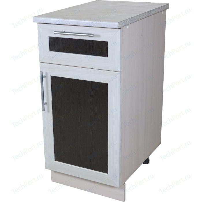 Кухонный шкаф напольный Гамма Евро с ящиком вяз
