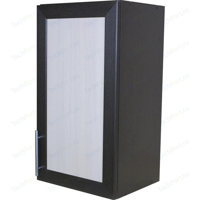 Кухонный шкаф навесной Гамма Евро 40 см венге