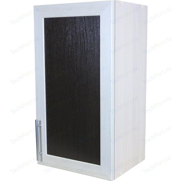 Кухонный шкаф навесной Гамма Евро 40 см вяз