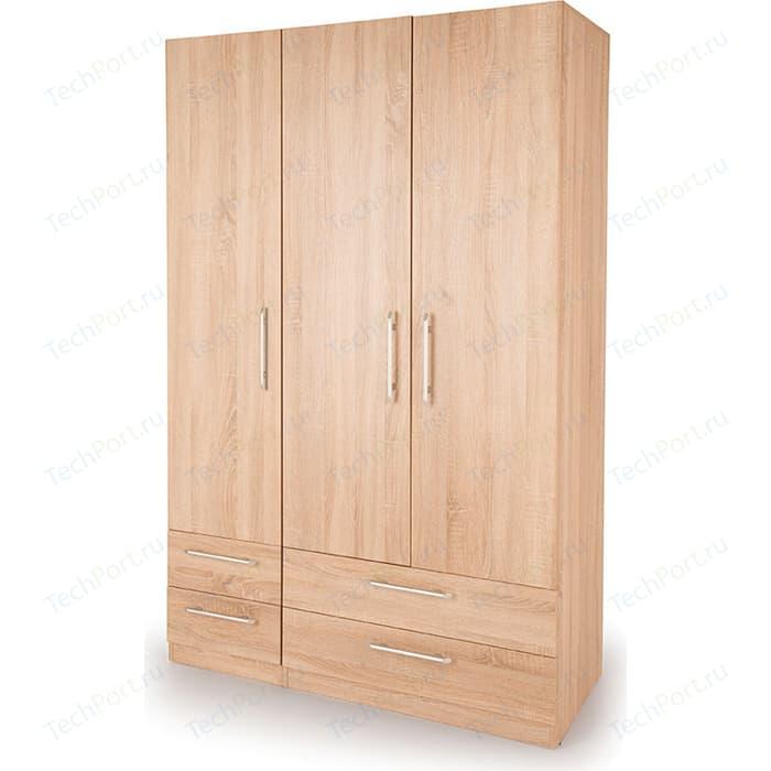 Шкаф комбинированный Гамма Шарм 150х45 дуб сонома шкаф комбинированный гамма шарм 150х45 белый дуб сонома