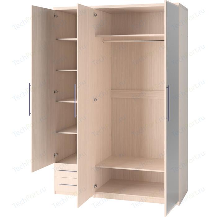 Шкаф комбинированный Гамма Мелодия 135х45
