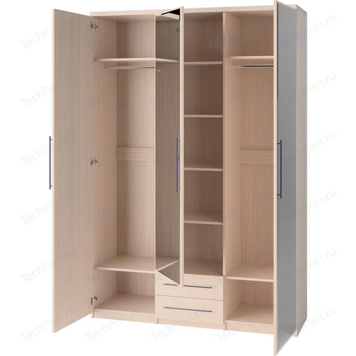 Шкаф комбинированный Гамма Мелодия 120х60