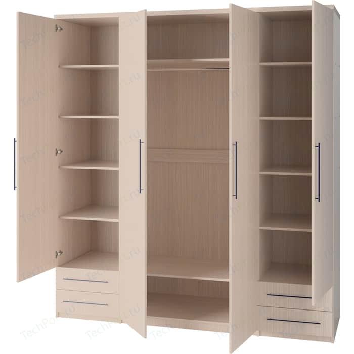 Шкаф комбинированный Гамма Мелодия 140х60