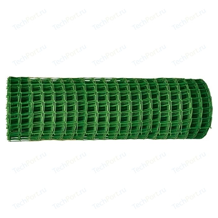 Заборная решетка PALISAD в рулоне 2 x 25 м, ячейка 30 мм