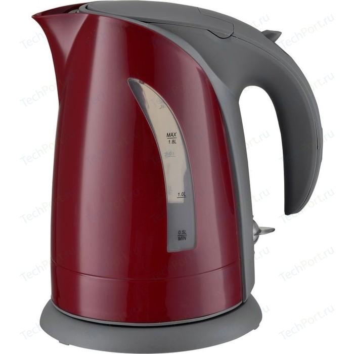 Чайник электрический Sinbo SK 7392 красный