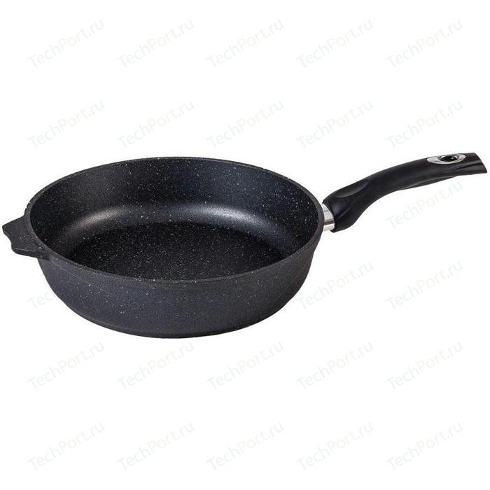 Сковорода Мечта d 20см Гранит Black (20802) сковорода d 24 см kukmara кофейный мрамор смки240а