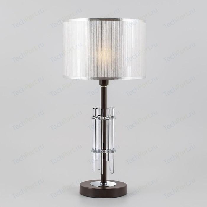 Настольная лампа Eurosvet 01063/1 хром