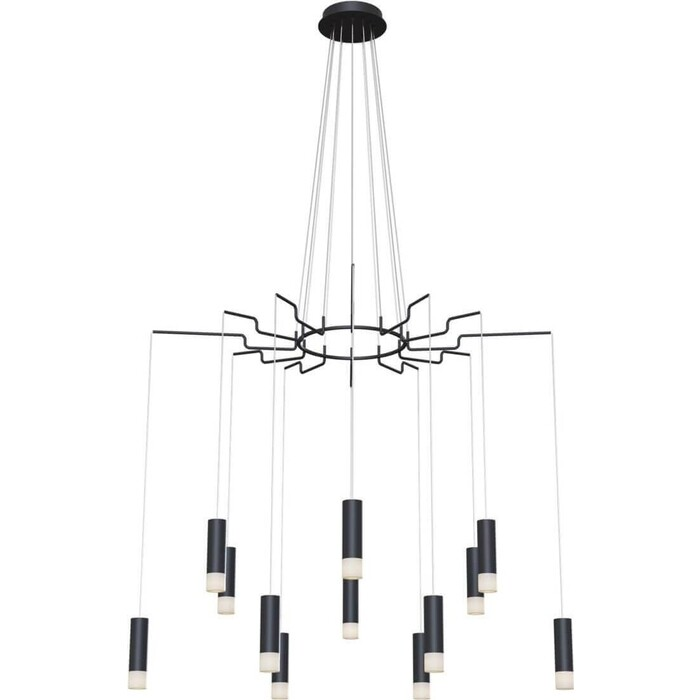 Подвесная люстра Maytoni MOD035PL-12B murray w key words 12b mountain adventure