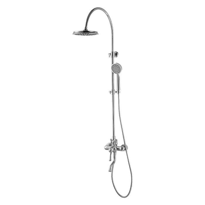 Душевая система IDDIS Oldie душевой комплект, верхний душ d206 мм (OLDSB3Fi06)