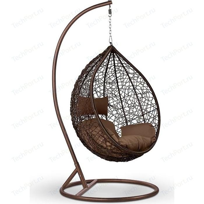 Подвесное кресло Afina garden AFM-168A-L Brown