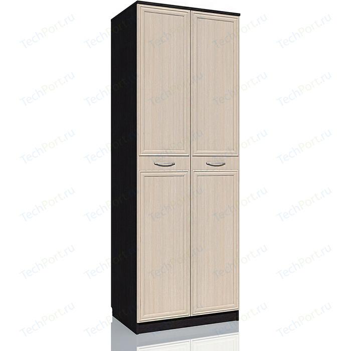цена на Шкаф комбинированный Сильва НМ 013.02-03 Браво венге/дуб