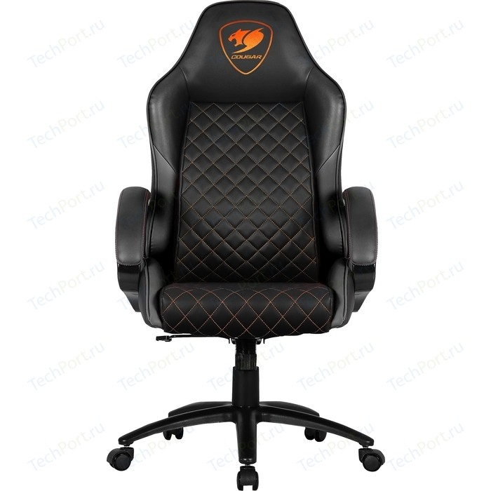 Кресло компьютерное COUGAR Fusion black
