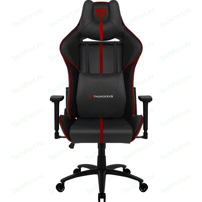 Кресло компьютерное ThunderX3 BC5 black-red air
