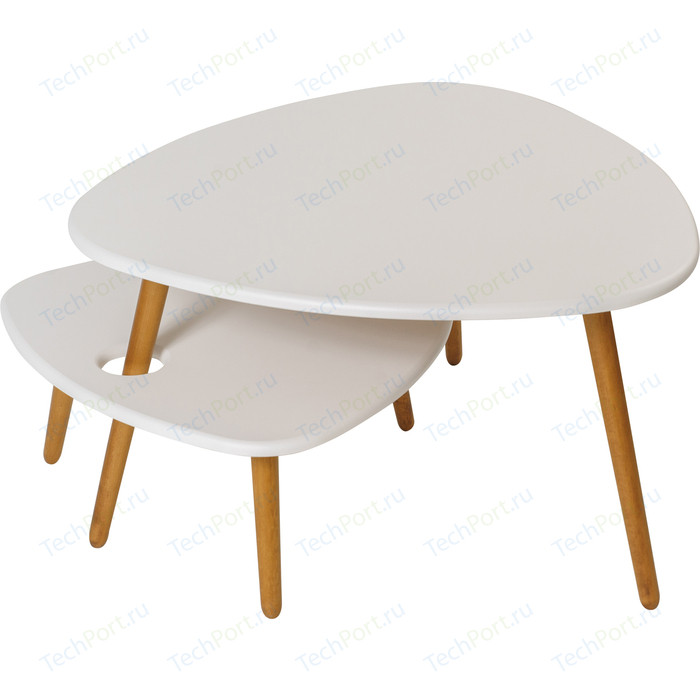 Стол журнальный Калифорния мебель Стилгрей белый стол журнальный калифорния мебель мельбурн белый