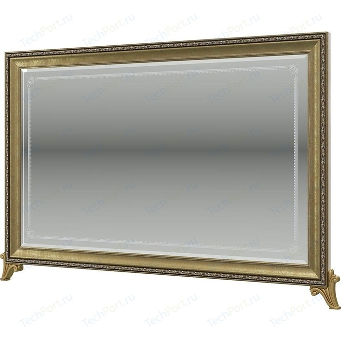 Зеркало Мэри Версаль ГВ-06 без короны №3 слоновая кость кровать мэри версаль св 04ш без короны 3 цвет слоновая кость 180