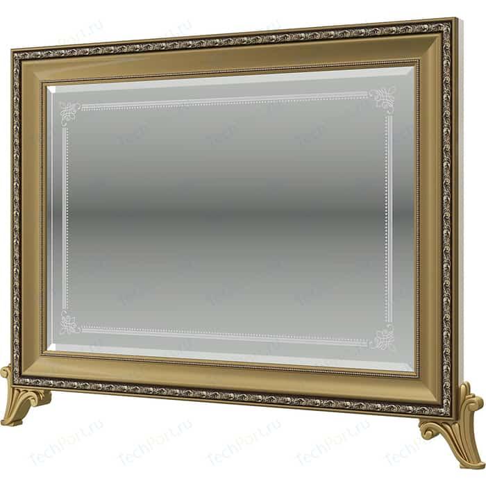 Зеркало Мэри Версаль СВ-08 без короны № 2 слоновая кость кровать мэри версаль св 04ш без короны 3 цвет слоновая кость 180