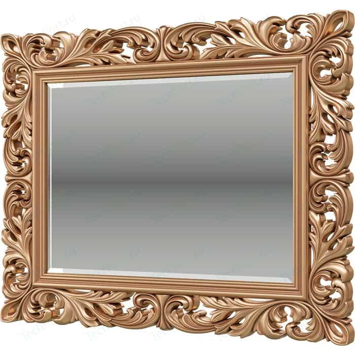 Зеркало Мэри ЗК-04 золото