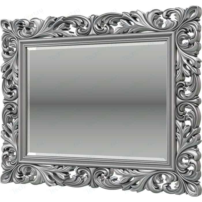 Зеркало Мэри ЗК-04 серебро