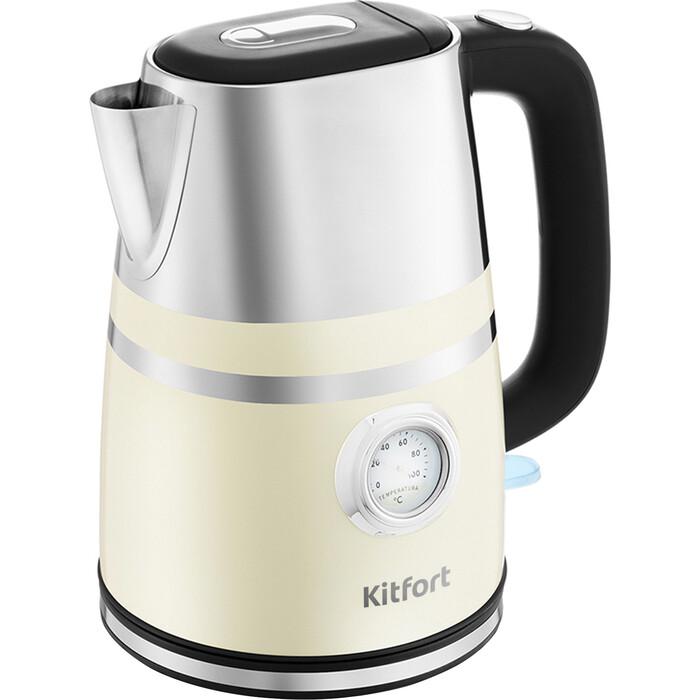 Чайник электрический KITFORT KT-670-3