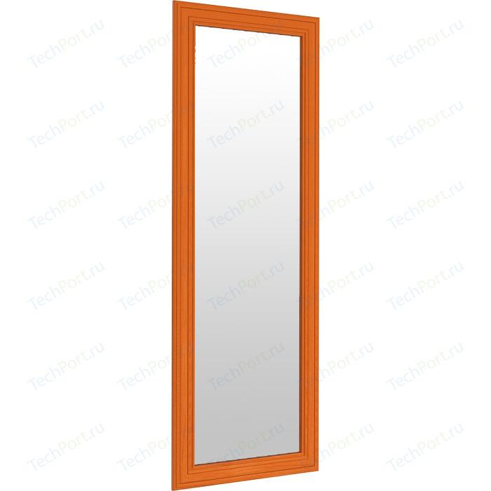 Зеркало подвесное в раме МДФ Мебельный двор С-МД-П1(П5) вишня (к вешалке П-1)