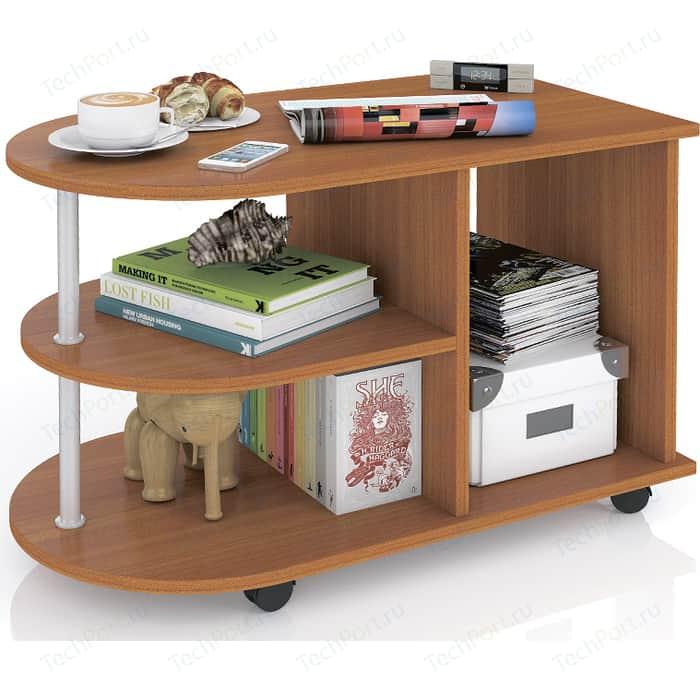 Стол журнальный Мебельный двор С-МД-СЖ-4 вишня