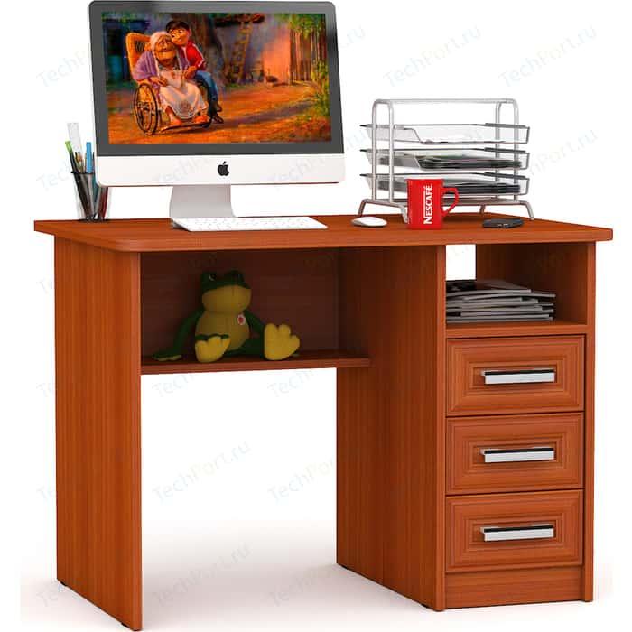 Стол письменный Мебельный двор С-МД-1-05 вишня