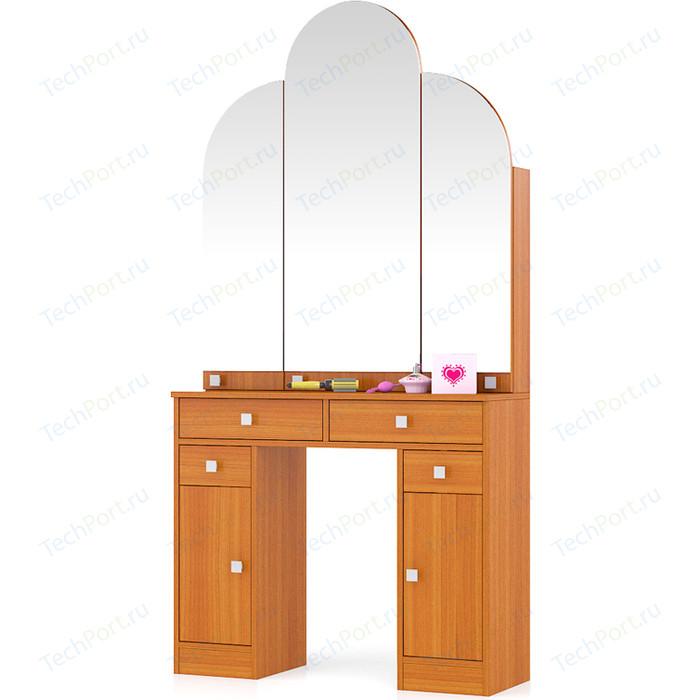 Туалетный столик Мебельный двор МД №2 вишня