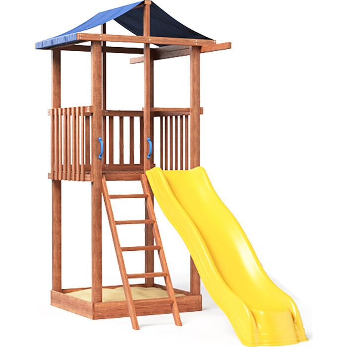 Детская площадка Красная звезда Можга Спортивный городок 1 (крыша тент) СГ1-Тент