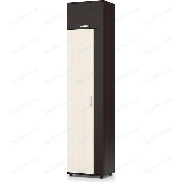 Шкаф Мебельный двор П5 венге/дуб платяной