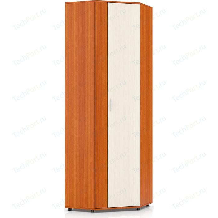 Шкаф Мебельный двор П5 вишня/дуб угловой