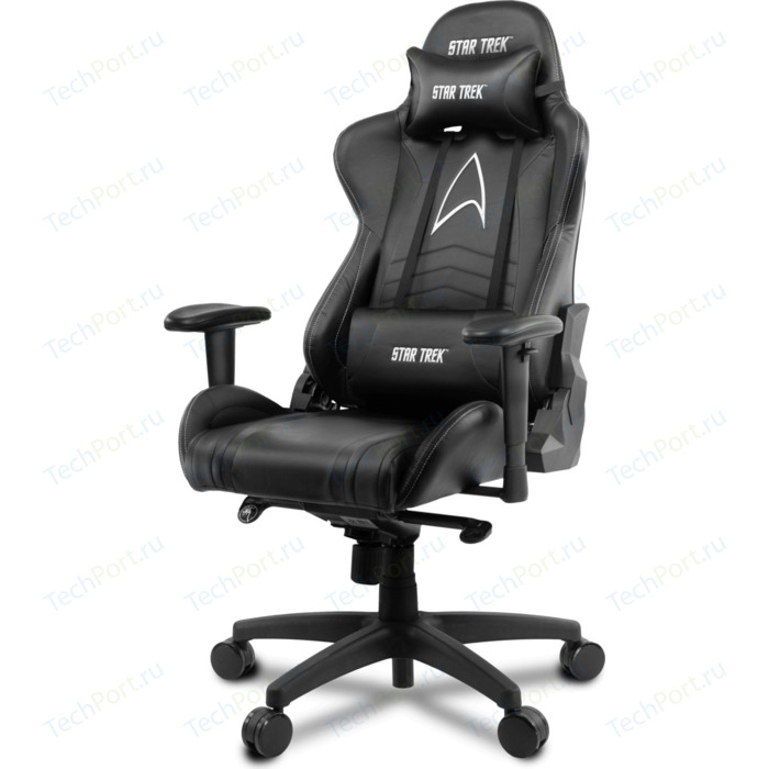 Кресло Arozzi Gaming chair star trek edition black