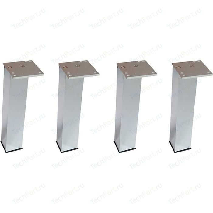 Ножки для мебели Aquanet 200 мм, 4 шт. (181454)