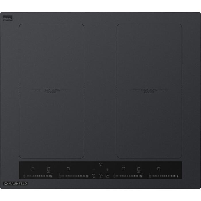 Индукционная варочная панель MAUNFELD EVI.594.FL2(S)-GR