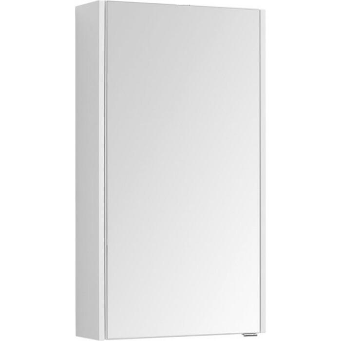 Зеркальный шкаф Aquanet Августа 50 белый (210007)