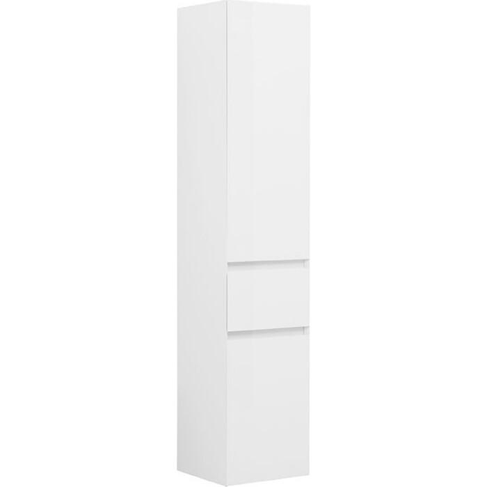 Пенал Aquanet Йорк 35 белый (202095)