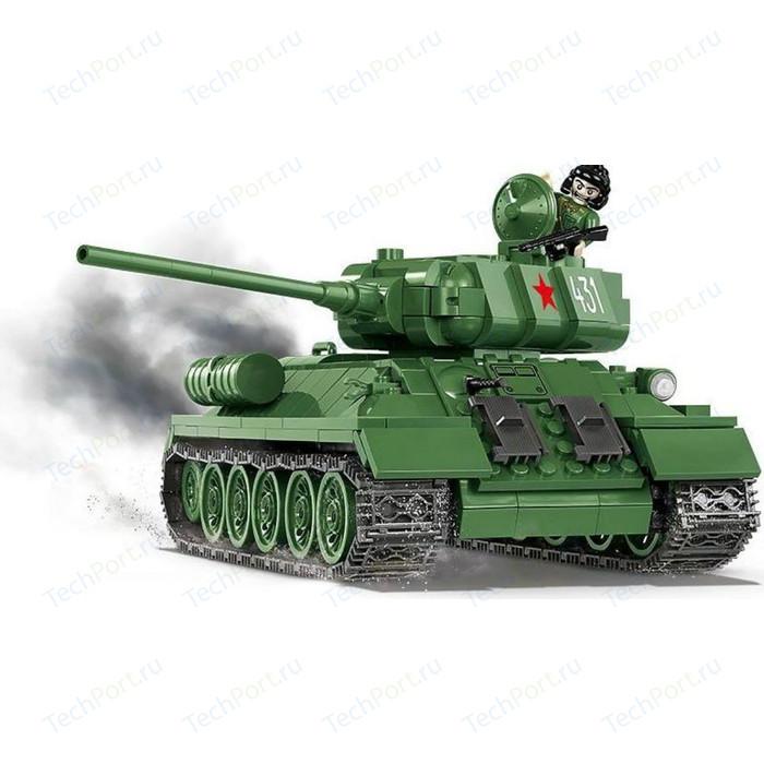 Конструктор COBI T-34/85