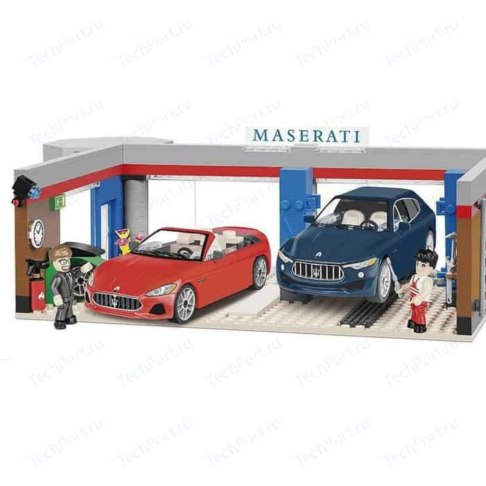 цена на Конструктор COBI Maserati Garage Set