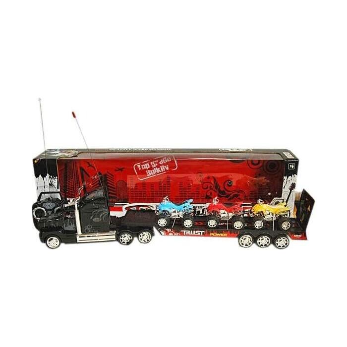 Грузовой автомобиль Lian Sheng 1\32 на радиоуправлении - 8897-71 автомобиль на радиоуправлении kidztech mini racer