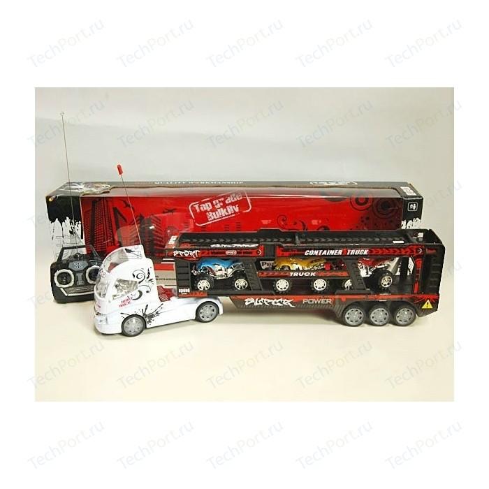 Грузовой автомобиль Lian Sheng 1\32 на радиоуправлении - 8897-87 автомобиль на радиоуправлении kidztech mini racer
